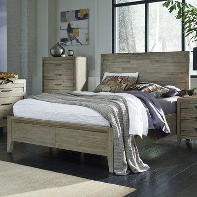 Found it at Wayfair - Harbourside Panel Bed