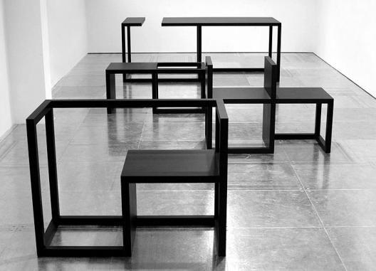 Openhouse Barcelona Fashion Furniture Design F System Hedi Slimane Exhibition Comme Des Garcon Dover Street Market In 2020 Furniture Furniture Design Furniture Styles