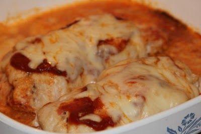 stuffed chicken  chicken parmigiana and chicken on pinterest
