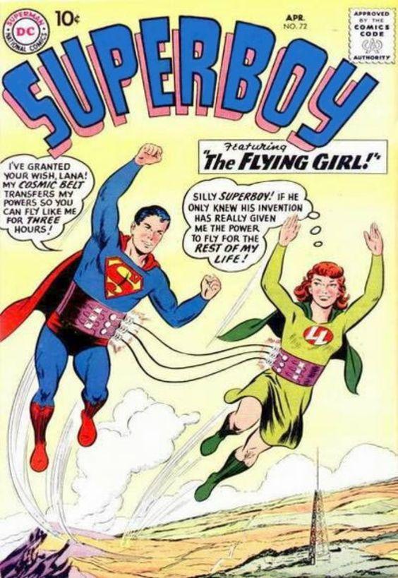 Superboy 72