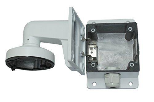 CCTV security camera Mount Bracket Junction Box For Hikvision Dome Camera