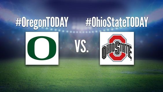 HUGE! #OregonTODAY & #OhioStateTODAY are both trending! Keep sending us who you're rooting for!