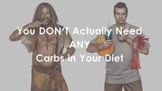 What you should know about no carbs diet and how it affects your body.