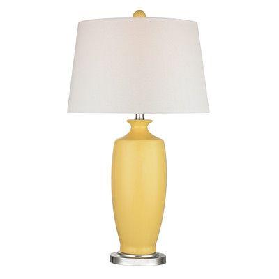 """Radionic Hi Tech Halisham 27"""" H Table Lamp B"""