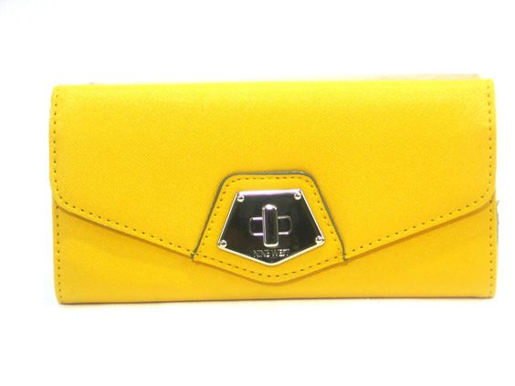 Nine West Rock and Lock Continental Wallet  #NineWest #Wallet