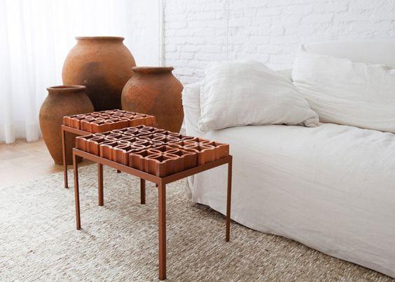 Alan Chu renovates São Paulo apartment with ceramic blocks: