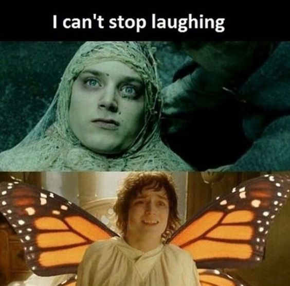 Frodo- Lord Of The Rings