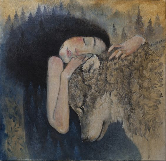 Tenderness of Wolves by Lucy Campbell: