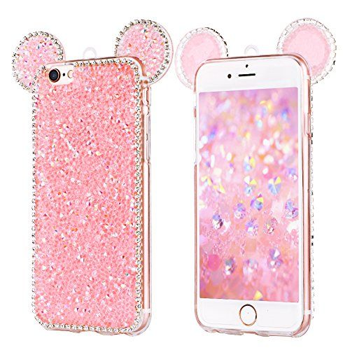 coque iphone xr disney paillette