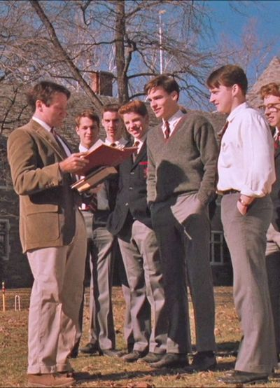 Dead poet society : individualism Essay