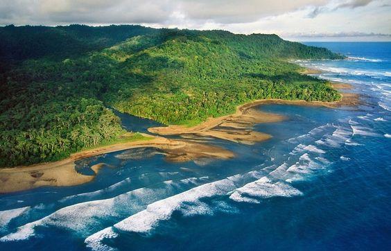 Peninsula de Osa Costa Rica