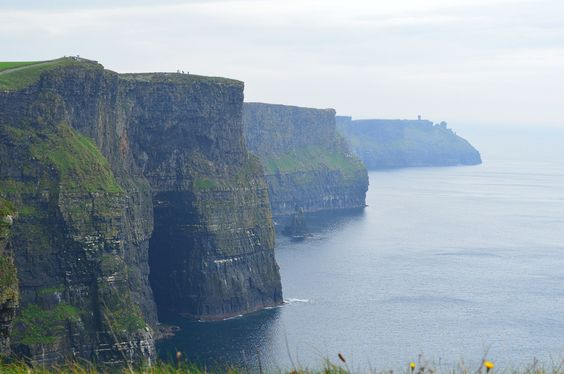 Ireland - Cliffs of Moher www.turnipseedtravel.com