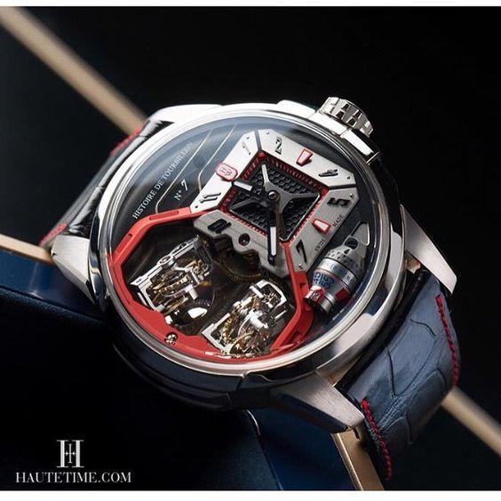 Harry Winston Histoire de Tourbillon 7 @harrywinston #histoiredetourbillon #reloj #tourbillon #reloj #relojes #estilodevida #lujo #watch #watches #hautetime #hautetimemexico by hautetimemexico