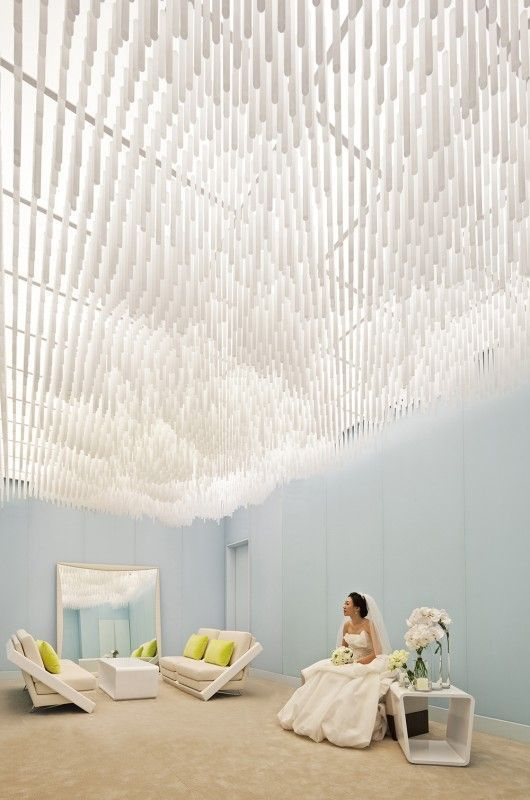 Wan Interiors Arts And Leisure Hanwha 63 Convention Center By