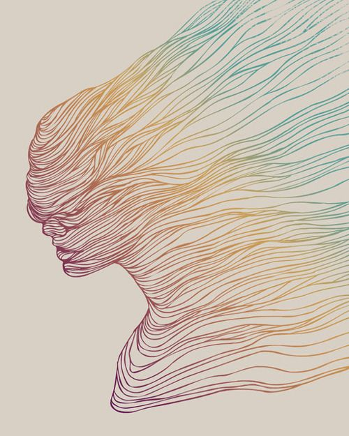 Cross Contour Line Drawing Face : Contour drawings contours and line on pinterest