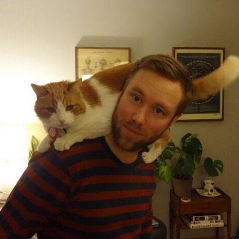Reunited with Missing Cat After 7 Years via http://ift.tt/1QKfLUb #cat #cats #catsofinstagram #instacat #catstagram #catlover #ilovemycat #catoftheday #catsagram #catlovers #caturday #pet #pets #animal #man #male #petstagram #instapet #happy_pet