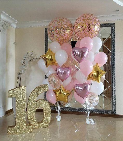 Idee Von Andrea Cubias Auf Party Geburtstag Dekoration Ideen