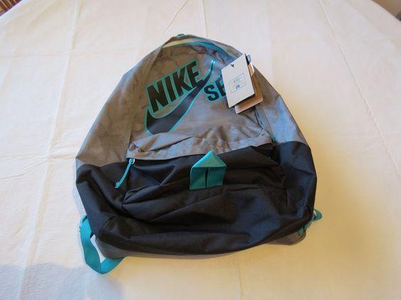 Nike SB Skateboarding Bookbag Backpack 60 112013 Surf Skate Book Bag Back Pack