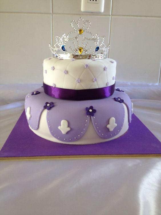 torta de cumpleaos princesa - photo #5