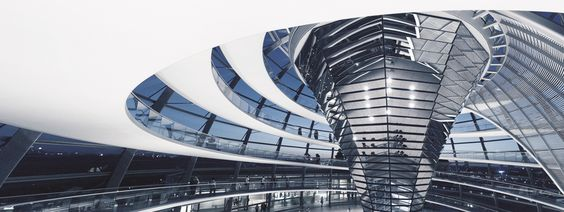 Berlin Bundestag Inside The dome by Frederik Togsverd on 500px August 2012