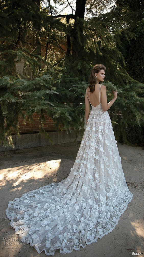 Berta Fall 2016 Wedding Dresses — Bridal Photo Shoot