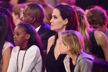 Aseguran que hija adoptiva de Brad y Jolie desea dejarlos