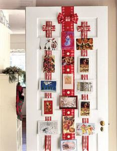 Ways to Display Holiday Cards | Cozi.com