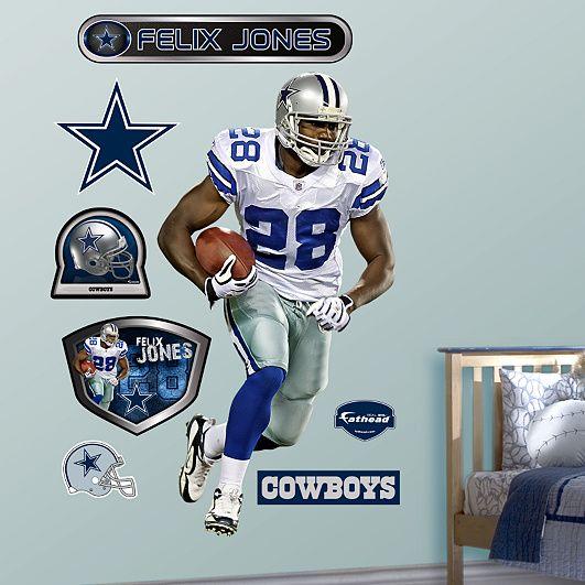 Felix Jones, Dallas Cowboys