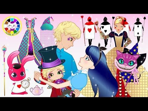 Diy Fairy Tales Fashion For Wonderland Family Cartoons Crafts Youtube In 2020 Family Cartoon Fairy Tales Miraculous Ladybug Comic