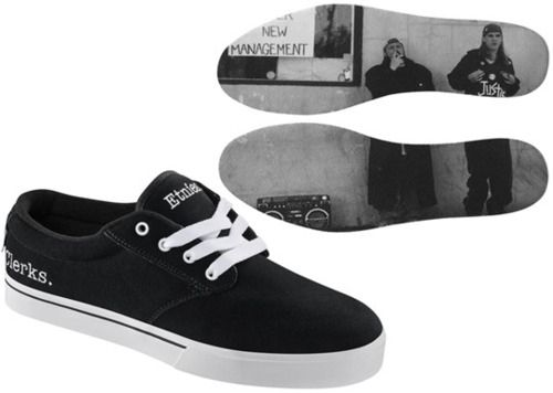 Jay and Silent Bob Shoes