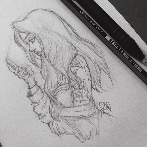 Scribble Drawing Instagram : Laia lópez itslopez fotos y vídeos de instagram its