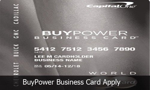 Buypower Business Card Apply And Login How To Apply Business