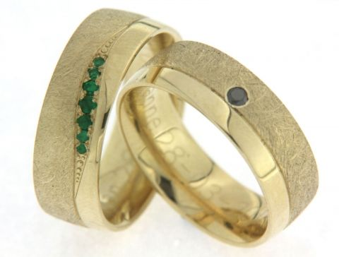 Ambachtelijke trouwringen | trouwring ambacht, Rozenhof Trouwringen
