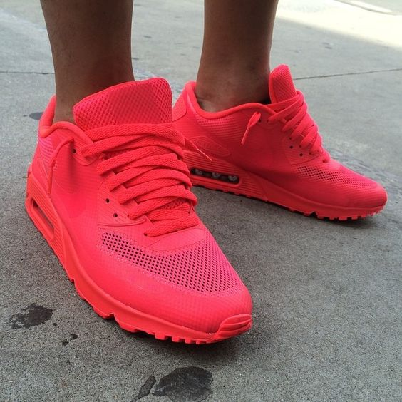nike air max 90 hyperfuse solar red