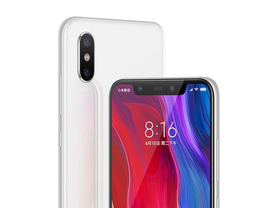 Xiaomi Mi 8 Iphone X Pero Con El Qualcomm Snapdragon 845 Iphone Metas En La Vida Smartphone