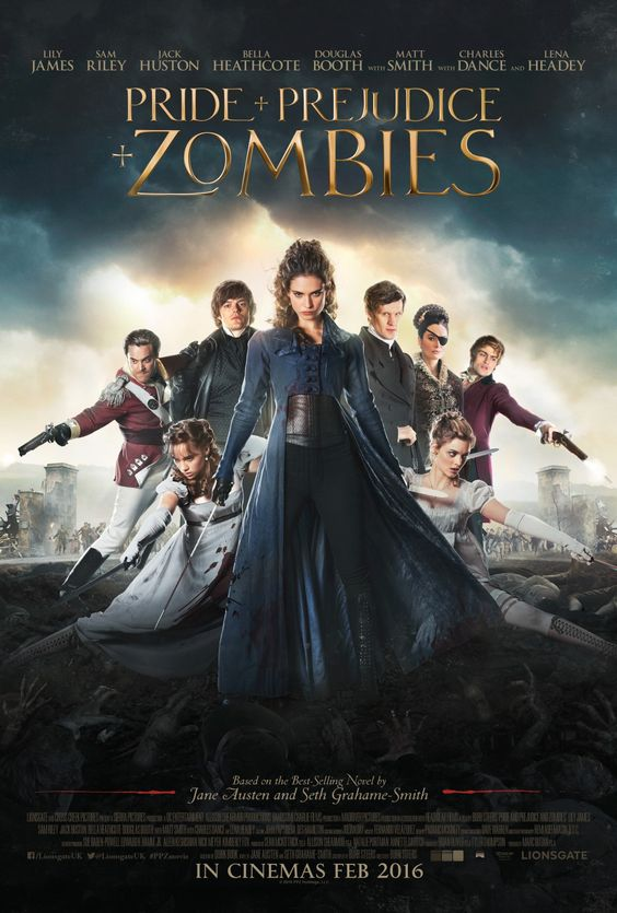 Return to the main poster page for Pride and Prejudice and Zombies: