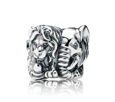 Pandora Safari Charm