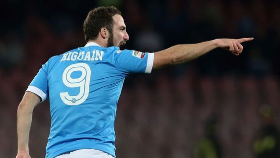 Napoli President Implies Club Won't Accept Less Than €94m Release Clause for Gonzalo Higuain