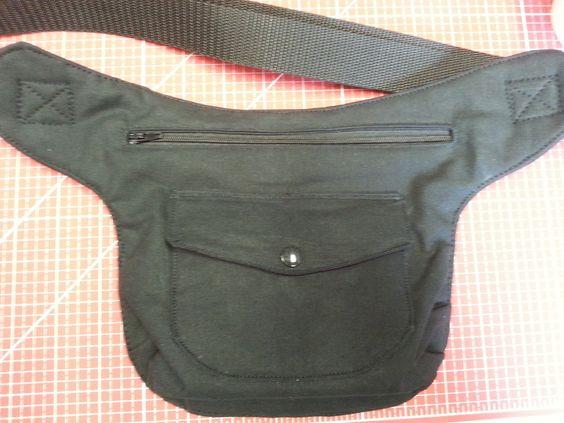 Gürtel-Hüfttasche-Bauchtasche-Hipbag BIG Schnabe von handmadebysylvia auf DaWanda.com