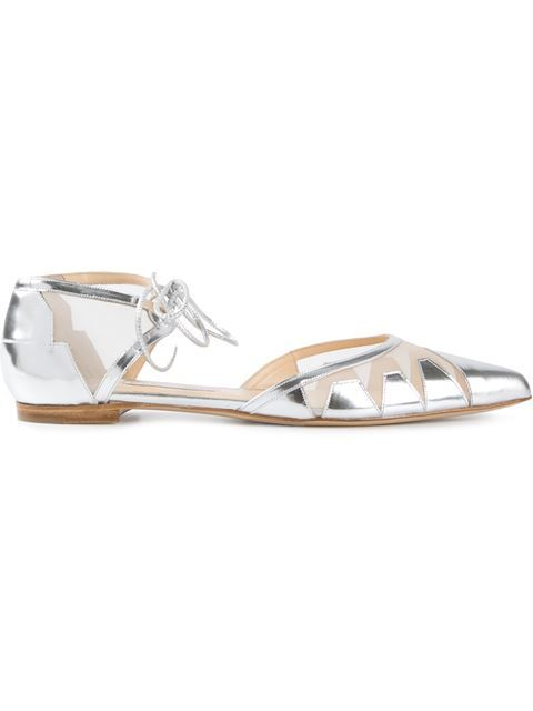 Shop Bionda Castana 'Denni' ballerinas  in Bionda Castana from the world's best independent boutiques at farfetch.com. Shop 300 boutiques at one address.