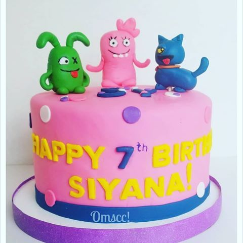 Surprising Pin On Ugly Dolls Birthday Party Ideas Funny Birthday Cards Online Alyptdamsfinfo