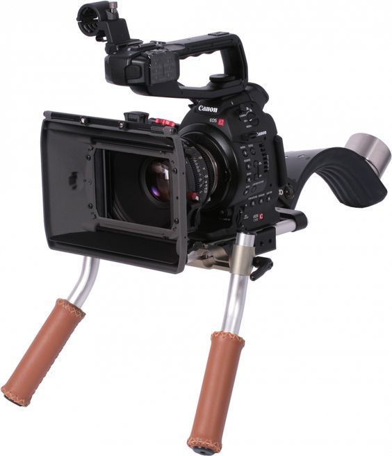 Solutions for the Canon EOS C100   Vocas Systems