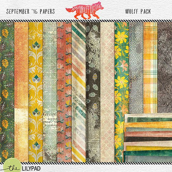 September 16 Wolff Pack Papers by Amy Wolff