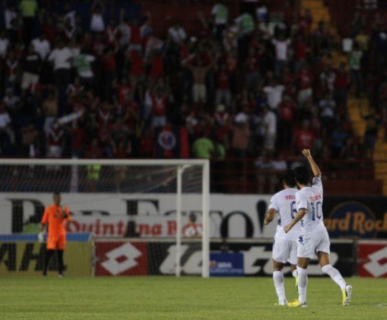 Jornada 2, Liga BBVA Bancomer MX , Atlante 2-4 Veracruz, Apertura 2013
