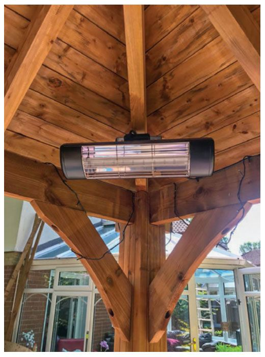 Why Infrared Patio Heaters Can Be Better Than Gas Patio Heaters This Winter Gas Patio Heater Patio Heater Outdoor Heaters Patio