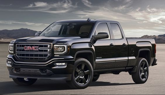 2017 GMC Sierra 1500 – Redesign, Engine Options and Price