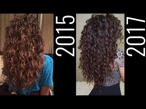 How To Get Healthy Curly Hair Ayesha Malik Youtube Healthy Curly Hair Curly Hair Styles Naturally Curly Hair Styles