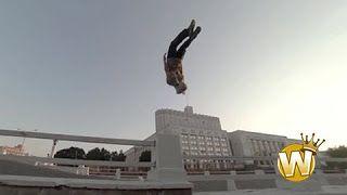epic parkour - YouTube