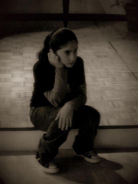 Sadness / Tristeza by CarlosBravo, via Flickr