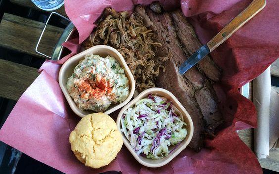 Pechinpah - North Carolina BBQ Joint. Gastown.